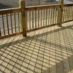 New deck by Triad Installations