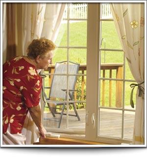 Energy efficient window replacements