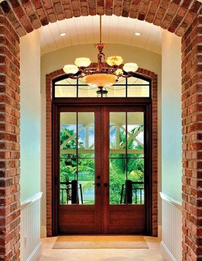 estate entrance doors