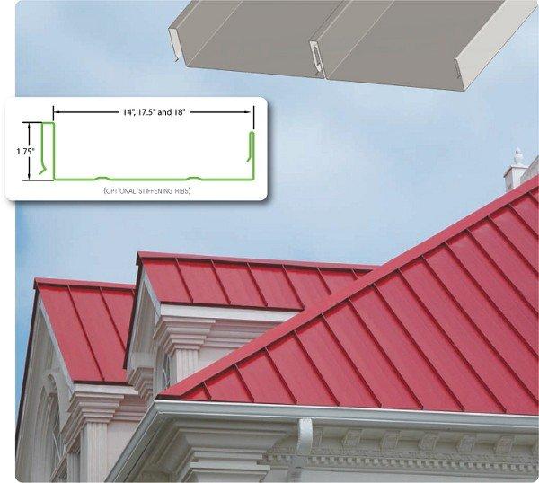 Metal roofs Winston-Salem NC
