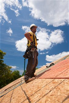 Triad Installations for your roof repair and home improvement jobs