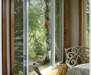 features of sliding windows