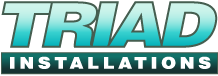 Triad Installations Logo